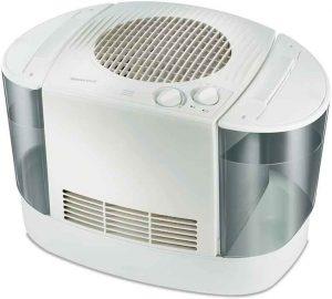 honeywell top-fill cool moisture humidifier