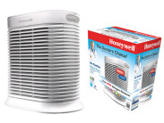 Honeywell True HEPA Allergen Remover Compact Tower Air Purifier HPA104