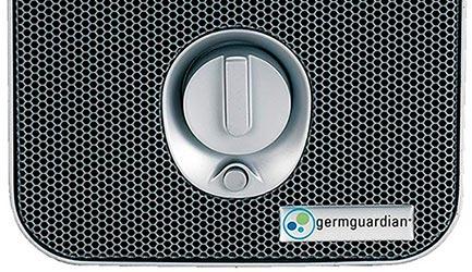 GermGuardian AC4100 controls