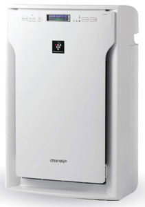 Sharp Air Purifier FUA80EW