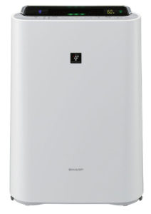 Sharp KCD60EW Air Purifier