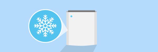 Does an air purifier cool a room?