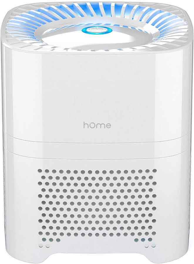 hOmeLabs 4-in-1 Compact Air Purifier HME020020N