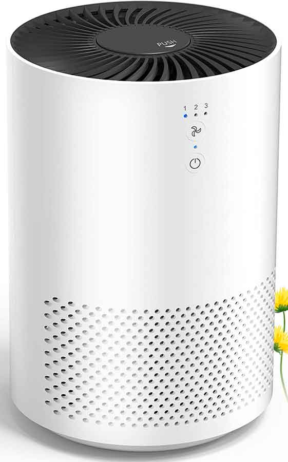 Intelabe EP1080 HEPA Air Purifier