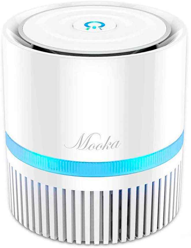 Mooka 3-in-1 EPI810 True HEPA Air Purifier