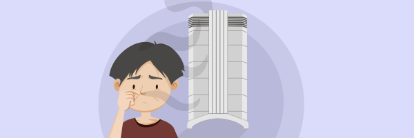 Why Does My Air Purifier Smell Like Burning?