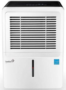 ivation 30-pint ivaldh30pw dehumidifier