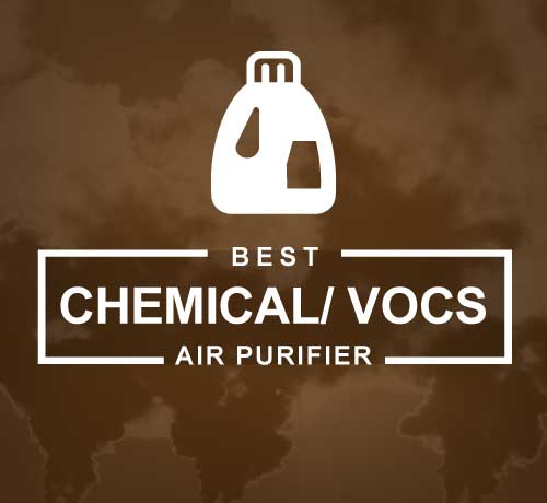 Best Air Purifier for Household Chemicals, VOCs and Cooking Odors