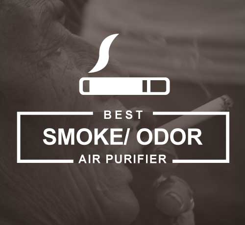 Best Air Purifier for Smoker and Cigarette Smoke Odor Removal