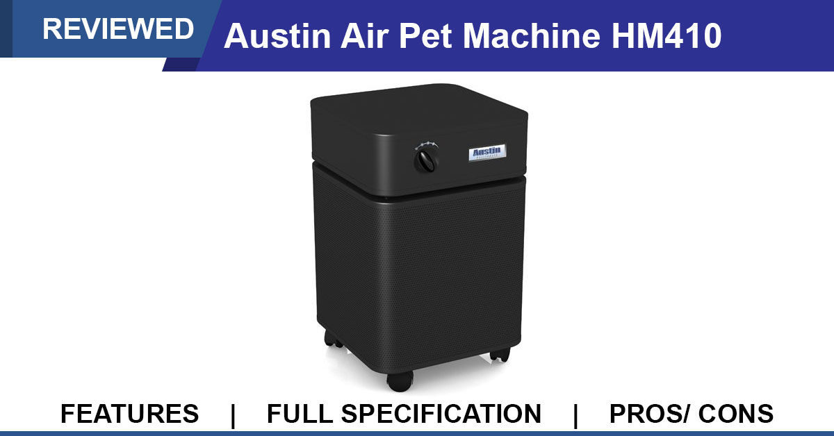 Austin Air Purifier Reviews | HealthMate, Allergy and Pet ...
