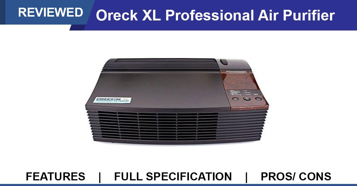 2019 Oreck Xl Professional Airpcs Airpcb Rairp B