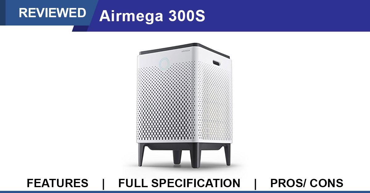 2019 Coway Airmega 300s Review Smart Air Purifier